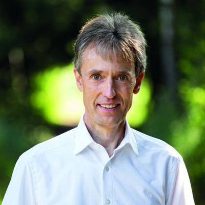 Portraitfoto von Steffen Gantert.
